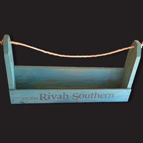 Rivah Southern Custom Wood Box